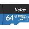 Карта памяти Netac P500 16 GB Micro SD, Class10