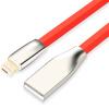 Ferguson (cabos) F08702 мобильный телефон кабель для передачи данных usb зарядное устройство Apple 6 iPhone6 телефон кабель данных combo iPhone6s телефон зарядка линия красный cabos usb cавтомобильное зарядное устройство с зажигалкой
