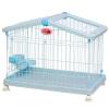 Алиса высококлассных жилье типа собака маленькой собаки кошка Teddy собака клетка собака дом HCA-900 персиковых как жилье при маленькой зарплате