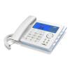 步步高(bbk)HCD172 有绳电话机 免电池座机 时尚透明玻璃造型 蓝色夜光 家用办公 来电显示 大学英语实用视听说教程2(学生用书)(附光盘1张)