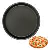 [Супермаркет] Jingdong три пиццы блюдо пирог пластина мелкой тарелка для пиццы кастрюли выпечка плесени 9 «(твердая мозговая оболочка) SN5725