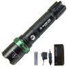 Shanglong CREE Q5 напольного свет фонарик зума спасательного молоток хвост поддержка USB зарядка батареи мобильного телефона Три светорегуляции с Автомобильным зарядным устройством линии заряда