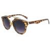 CXSHOWE Модные солнцезащитные очки Женщины Cat Eye Солнцезащитные очки Стиль Летние очки Солнцезащитные очки Покрытие Зеркальные очки UV400 11 цветов pc tv eye strain защитные очки зрение очки радиационной защиты