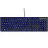 цена на Раса Ядро (SteelSeries) Apex M500 синий версия игры красной оси механической клавиатуры черный