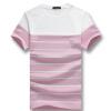 Плюс Размер 5xl Мужская футболка мода с коротким рукавом новые футболки 2016 лето хлопок мужчины футболка Homme свободного топы ТиС горячая Распродажа топы и футболки