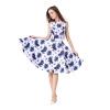 буэнос ниньос женщин 1950 - х годов классических ретро - участник классической рокабилли мяч качели платье