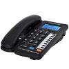 Фото Sino-CHIN (CHINO-E) C199 может быть дополнительным добавочным / свободным аккумулятором / ключом для подключения к телефонной линии базовой станцией офис / домашний стационарный телефон / стационарный телефон стационарный черный стационарный