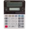 Casio (CASIO) MV-210 10 Вэх двойного экран калькулятор профессиональных вычислений серии сдвоенные результаты показывают, что данные обмена друг с другом, чтобы назвать профессиональный финансовый калькулятор
