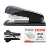 Утром (М & О) ABS92720 офис степлер офис степлер 12 скобы + + штапельные Пакеты степлер мебельный gross 41001
