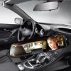 2.4 720p при 120°автомобиля DVR зеркало заднего вида монитор ночного видения резервную камеру