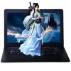 Deffad A3 ультратонкий ноутбук легкий четырехъядерных 14 дюймов игры и развлечения в этом видео управление ультратонкий ноутбук jumper ezbook