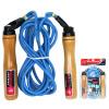 Фитнес 0706 Lok регулируемая деревянная ручка пропуска (случайный цвет) микрофонная стойка quik lok a344 bk