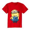 2016 мультфильм рисунок детей приспешников одежда костюм детская одежда футболки рубашки для детей Boxxy