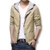 мода мужчин куртки 2016 новых людей в пальто, куртки, пальто, осень - весна случайных полнят хлопок плюс размер 3xl молнии модельеров пальто katerina bleska