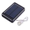 Солнечная панель двойной USB Внешняя батарея аварийного зарядное устройство 10000mah питания Банк зарядное устройство 100% pineng 10000mah pn 938 led dual usb pn938