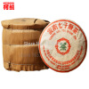1985 Year Old Pu Er Tea 357g, Ancient Tree Old Puer Tea, Ansestor Antique, Honey Sweet, Dull-red Puerh tea pu er cooked tea cake taste 357g