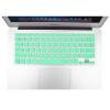 KOOLIFE MacBook ноутбук клавиатура защитная пленка, нанесенная Apple MacBook Air / Pro13 15 17 Yingcun клавиатуры фольги пыли и воды - функция цветной версии