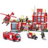Конструктор Enlighten 911 Пожарные службы