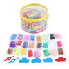 Утренняя (М & О) AKE03907 вкусные торты 4D свет глинистого раствора цвета пластилин рук 12 Цвет игровые наборы / картридж игровые наборы игруша набор плита на бат
