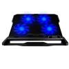 Основной лед статуя (ICE COOREL) A8 ноутбук кулер (компьютерные аксессуары / подставки для ноутбуков / охлаждения стойки / охлаждающая подставка / на 17 дюймов или меньше))