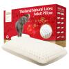 TAIPATEX Таиланд натурального латекса подушка дышащих квадратные подушки (большой)