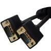 (Cabos) VGA кабель для удлинителя соединительная линия 3+6vga cabos кабель для удлинителя 3 5mm