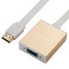 JH HDMI к VGA конвертер для компьютера проектора комплектующие к инструментам dinyi jh tm2830