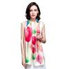 [Супермаркет] Jingdong Boom Cheung шелковый шарф шелковые шарфы шелковый шарф женский платок шарф Весна Ю. Цзиньсян s9515