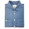 biifree случайные кнопку рубашки мужская мода на 100% хлопок длинные рукава работать носить рубашки мужские досуг хлопок длинные рукава рубашки
