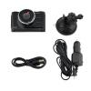 ЖК-1080p HD в аварии автомобиля DVR автомобиля видеокамеры рекордер черный/Золотой видеокамеры