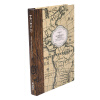 Утро и ночь (M & G) APYM2A99 A5 Retro Intercontinental Map Hardcover Hardwalk Notebook Diary Page 112