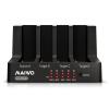 Mai Wo (MAIWO) K3094 четыре диска SATA последовательный USB3.0 жесткий диск коробка коробка перетащить три жестких диска копировальная машина черный