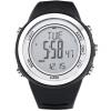 EZON должен быть квази-открытый восхождение водонепроницаемый многофункциональные спортивные часы электронные часы уровень черного моря температура давление H009A15