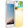 Мей Йи компании Apple iPhone6s Plus / 6 Plus мобильный телефон оболочки / защитный рукав Любить море солнечные пляжи серии 5.5 дюй gastar gastar 021 s ji
