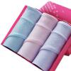 [Супермаркет] Jingdong Playboy (Плейбой) 5665 г-жа белье три подарочные коробки печати леггинсы женское нижнее белье сладкий секси талии дышащий белье смешанный цвет M белье