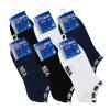 [NBA] Jingdong супермаркет мужской моды случайные носки носки лодка Мелкий рот мужские случайные носки спортивные хлопчатобумажные 6 пар установлены nba баскетбол носки мужские носки случайные носки эластичные носки хлопок носки установлены 6 пар