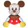Disney Disney Микки Маус плюшевых игрушек кукла кукла сидит подушка кукла день рождения День Святого Валентина подарок кукла девушка сидит Микки 2 # mondo мяч попрыгунчик клуб микки ø 50 см микки маус