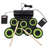 [Супермаркет] Джингдонг Ноэл (iword) сдвоенные колонки портативный электронный барабан барабан практика демонстрирует ярко-зеленый колонки click it колонки