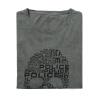 POLICE  мужская футболка, средний размер police plc 12895ls 02m police
