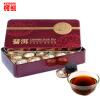 Promition China Mini Tuocha Yunnan Slimming Puer Tea Puerh health tea tin packaging Black Tea Flavor Pu'er Tea 500g juicy peach flavor assorted dried fruit tea slimming tea food