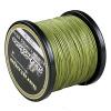 8 Пряди 10 LB-300lb испытания Армейский Зеленый 100m-2000m плетеная леска