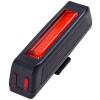 EasyDo велосипед задний фонарь Светодиодная лампа USB зарядка задний фонарь задние фонари MTB быстрый выпуск складной дороги путешествия TrialFixed Taillight предупреждение лампа загорается водонепроницаемым верхом Taillight TD9628