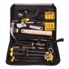 Стэнли (Stanley) Набор расширенный универсальный набор инструментов пакета застежку 18 комплектов 90-597  набор из 20 инструментов stanley zipper wallet 1 90 597
