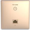 TP-LINK AP303I-PoE 300M Беспроводная 86-панельная AP-версия гостиничной виллы с Wi-Fi-доступом POE Блок питания переменного тока с USB-портом tp link tl wn851n 300m беспроводная pci карта
