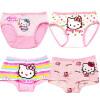 Hello Kitty (HELLO KITTY) 4 Tiao установлены Детское белье девочек хлопчатобумажное белье KTN014 140/70