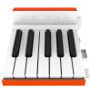 Музыкальная музыкальная музыка фортепиано 12 ключевых модулей расширения детей смарт-фортепиано аксессуары аксессуары для детей