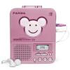 Panda (PANDA) F-381 ретранслятор магнитофонов обучения студенческий билет игрок машина Walkman кассетный плеер многопользовательские кассетный плеер