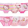 Hello Kitty (Hello Kitty) Детский хлопчатобумажное белье нижнее белье девочек шесть установлены KTN021 110/55 playlab charmmy kitty hello kitty