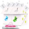 37.5 тонкие презервативы 24 шт. секс-игрушки для взрослых tenga 3d polygon nedir