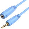 Fergie Kappa (cabos) F002103 аудио удлинительный кабель 3,5 мм удлинитель для наушников компьютер мужской и женский аудио удлинитель 3 метра